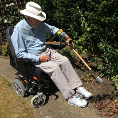 Gardening with Spinal Injuries