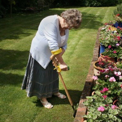 Gardening with Fibromyalgia